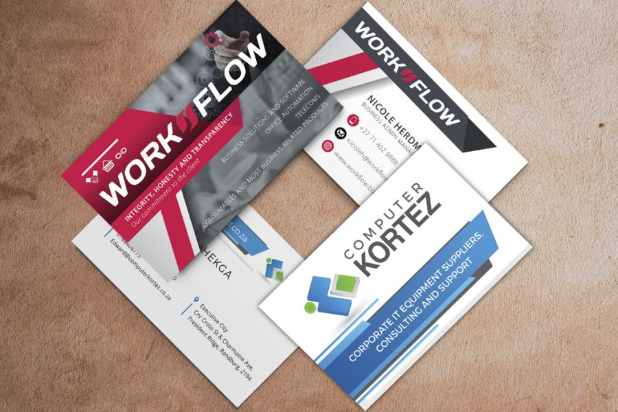 Corporate Identity & Business Stationery